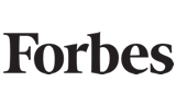 Black Forbes website logo
